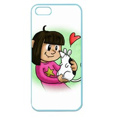 Bookcover  Copy Apple Seamless iPhone 5 Case (Color)