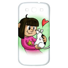 Bookcover  Copy Samsung Galaxy S3 S Iii Classic Hardshell Back Case