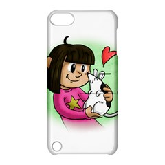 Bookcover  Copy Apple iPod Touch 5 Hardshell Case with Stand