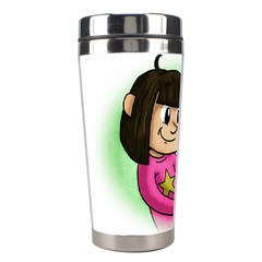 Bookcover  Copy Stainless Steel Travel Tumbler