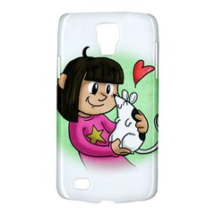 Bookcover  Copy Samsung Galaxy S4 Active (I9295) Hardshell Case