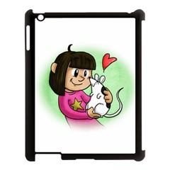 Bookcover  Copy Apple iPad 3/4 Case (Black)