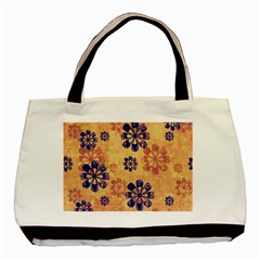 Funky Floral Art Classic Tote Bag