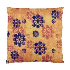 Funky Floral Art Cushion Case (Single Sided)