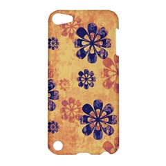 Funky Floral Art Apple Ipod Touch 5 Hardshell Case