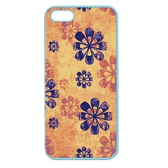 Funky Floral Art Apple Seamless iPhone 5 Case (Color)