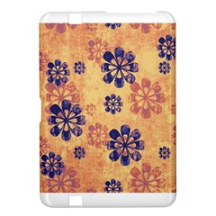 Funky Floral Art Kindle Fire HD 8.9  Hardshell Case