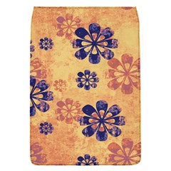 Funky Floral Art Removable Flap Cover (Small)