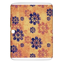 Funky Floral Art Samsung Galaxy Tab 3 (10.1 ) P5200 Hardshell Case