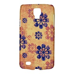 Funky Floral Art Samsung Galaxy S4 Active (i9295) Hardshell Case