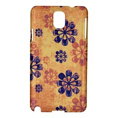 Funky Floral Art Samsung Galaxy Note 3 N9005 Hardshell Case