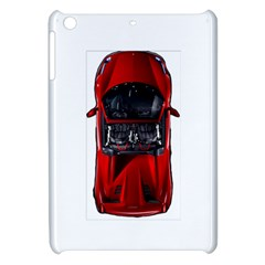 Ferrari Sport Car Red Apple iPad Mini Hardshell Case