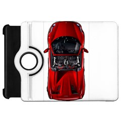 Ferrari Sport Car Red Kindle Fire HD 7  (1st Gen) Flip 360 Case
