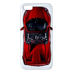 Ferrari Sport Car Red iPhone 5 Premium Hardshell Case