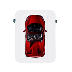 Ferrari Sport Car Red Apple iPad Protective Sleeve