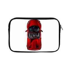 Ferrari Sport Car Red Apple Ipad Mini Zippered Sleeve