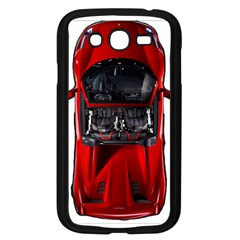 Ferrari Sport Car Red Samsung Galaxy Grand Duos I9082 Case (black)