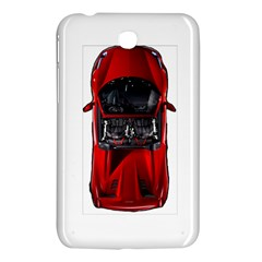 Ferrari Sport Car Red Samsung Galaxy Tab 3 (7 ) P3200 Hardshell Case