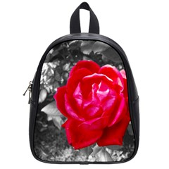 Red Rose School Bag (Small)