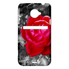 Red Rose HTC Evo 4G LTE Hardshell Case