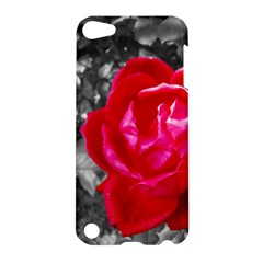 Red Rose Apple Ipod Touch 5 Hardshell Case