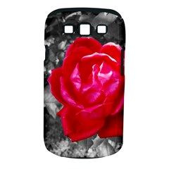 Red Rose Samsung Galaxy S III Classic Hardshell Case (PC+Silicone)