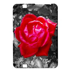 Red Rose Kindle Fire HD 8.9  Hardshell Case