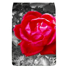 Red Rose Removable Flap Cover (small)