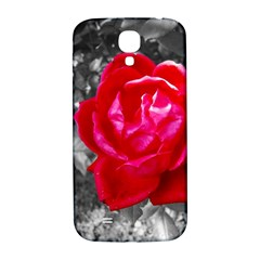 Red Rose Samsung Galaxy S4 I9500/I9505  Hardshell Back Case