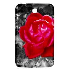 Red Rose Samsung Galaxy Tab 3 (7 ) P3200 Hardshell Case