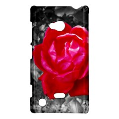 Red Rose Nokia Lumia 720 Hardshell Case