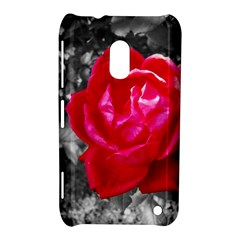 Red Rose Nokia Lumia 620 Hardshell Case