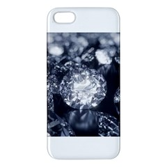 15661082 Shiny Diamonds Background iPhone 5S Premium Hardshell Case