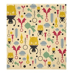 Monsta Shower Curtain 66  X 72  (large)