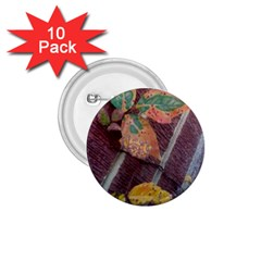 A Leaf In Stages 1.75  Button (10 pack)