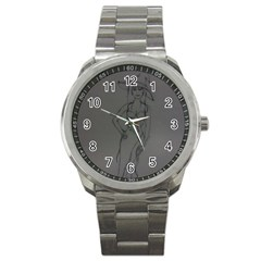 Witchy Sport Metal Watch