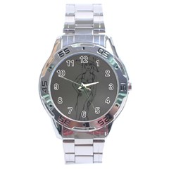 Witchy Stainless Steel Watch