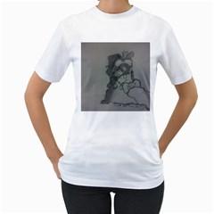 Wedding Day Women s T-shirt (White)