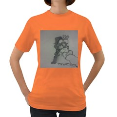 Wedding Day Women s T-shirt (Colored)