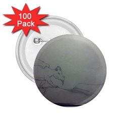 To Battle 2.25  Button (100 pack)