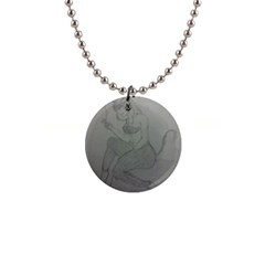 Smoke Break Satyr Button Necklace