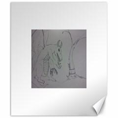 Sacrifice Canvas 20  x 24  (Unframed)