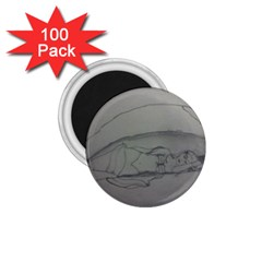 Restful 1 75  Button Magnet (100 Pack)