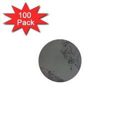 Offering 1  Mini Button (100 pack)