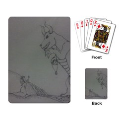 Offering Playing Cards Single Design