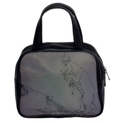 Offering Classic Handbag (Two Sides)