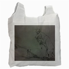 Offering Recycle Bag (Two Sides)