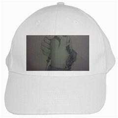 Divinity White Baseball Cap