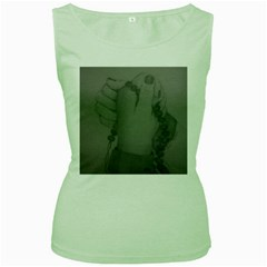 Divinity Women s Tank Top (Green)