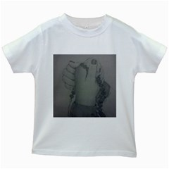 Divinity Kids T-shirt (White)